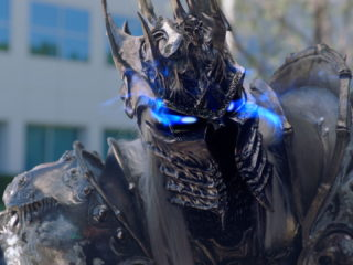 The Lich King At Blizzard