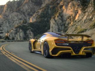 Venom F5: America's Hypercar
