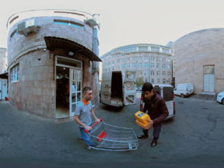 Sustainable Realities VR